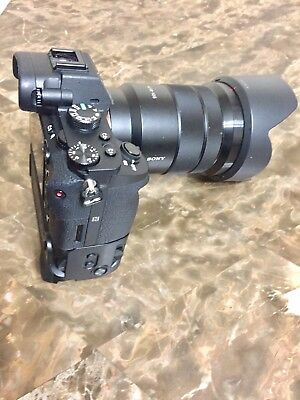 SONY Alpha a7II 24.3MP Digital Camera - Black (with FE OSS 28-70mm Lens)