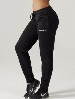 Gymshark Women's Black Jogger Size Medium