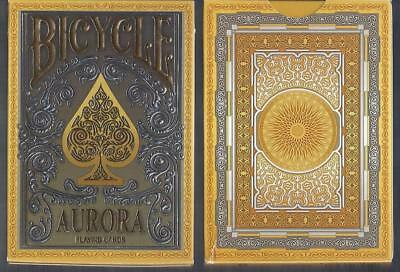 1 DECK Bicycle Aurora playing cards  FREE USA SHIPPING!