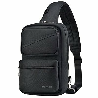 Kopack Sling Backpack Crossbody Pack Bag One Strap Large Anti-theft Pocket Water