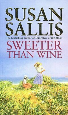 Sweeter Than Wine by Sallis, Susan Paperback Book The Fast Free Shipping