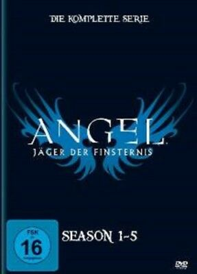 Angel - Jäger der Finsternis Box Staffel 1-5 (1+2+3+4+5) 30 DVDs Komplettbox NEU