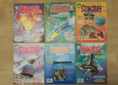 13 x Stingray The Comic  magazine 1993