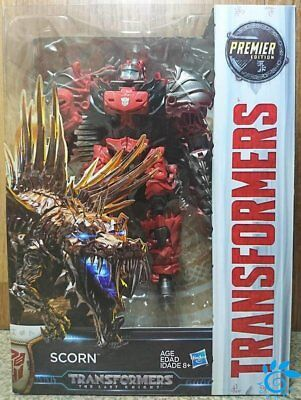Hasbro Transformers MV5 The Last Knight Voyager class Scorn  Action Figure