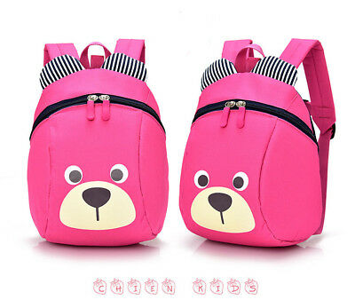 Newborn Baby Kids Toddler Mini Lovely Animal Backpack Schoolbag Shoulder Bags US