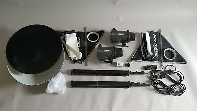 Flash professional KIT 2 FLASH ELINCHROM BRX500 TO GO