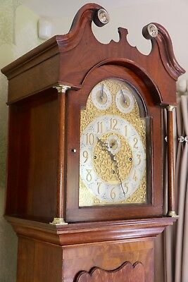 J.J.Elliot Grandfather clock