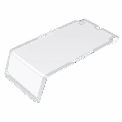 Akro-Mils 30231CRY Lid for 30230 AkroBin, Crystal Clear, 12-Pack