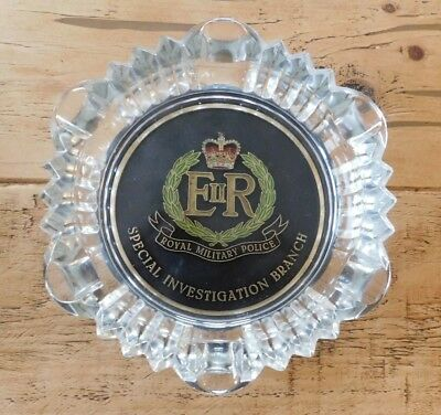 Royal Military Police Special Investigation Branch Ashtray