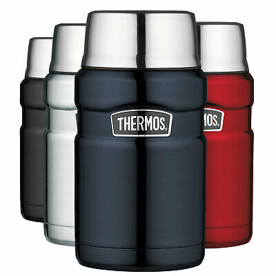 THERMOS Food Container King 0,7 L Thermo Behälter Isolierbehälter Essenbehälter