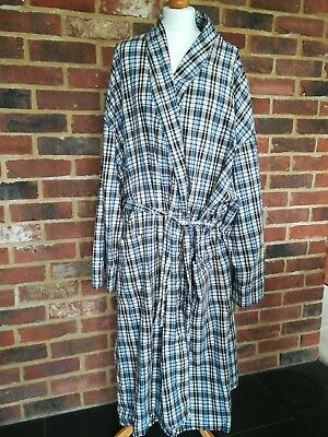 Tootal 4XL cotton dressing gown