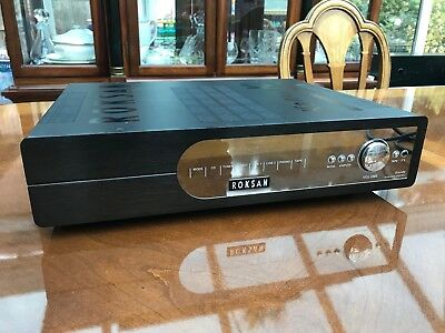 ROKSAN KANDY K2 Integrated Amplifier, Black, Good condition, Used