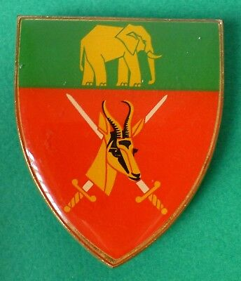 SOUTH AFRICA EASTERN PROVINCE COMMAND HQ African ELEPHANT ARM #1 matt RIGHT face