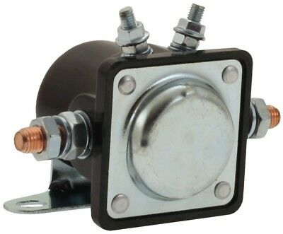 NEW Starter Solenoid Relay Ford Car Truck 12 Volt Heavy Duty Firewall Mount SW3