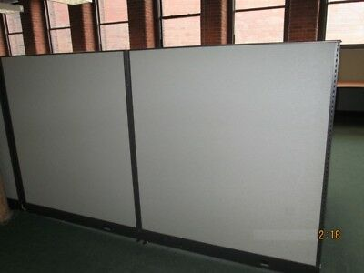 Trendway Cubicle Walls-easiest cubicle panels to set up! Excellent value.
