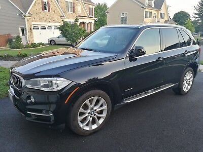 2015 BMW X5  vehicle