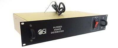 OSI Offshore Systems Filtered Power Distribution Unit A-300095 In 115V AC UNUSED