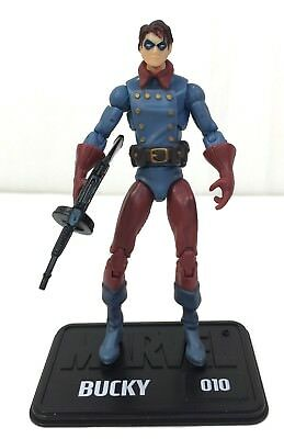 """Marvel Universe 3.75"""" loose action figure: First Appearance BUCKY 010"""