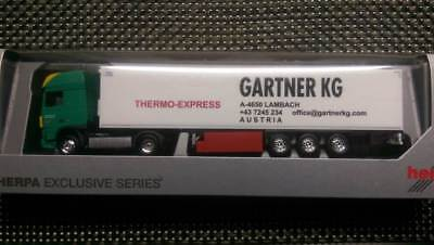 DAF XF SSC GARTNER KG  THERMO EXPRESS Herpa Exclusive 913683 limitiert  AUSTRIA