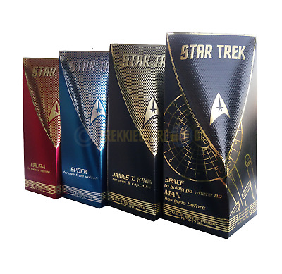 Star Trek Parfum, Uhura, Space, Kirk, Spock, edp, edt, Star Trek Düfte