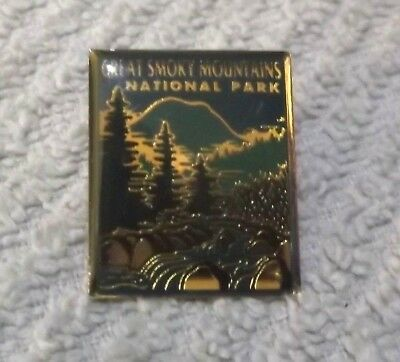 Great Smoky Mountains National Park Collector Lapel Pin By Showcase