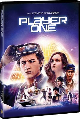Player One (Ready Player One) - Dvd