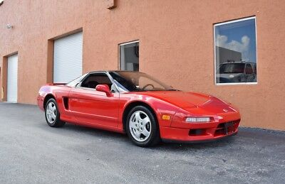 1993 Acura NSX  Only 64k Miles Formula Red / 5 Speed Manual / Timing Belt Service & Clutch Done
