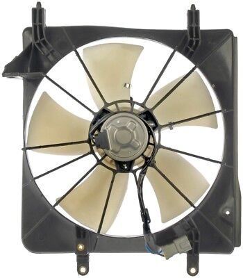 Engine Cooling Fan Assembly Left Dorman 620-258 fits 04-08 Acura TSX 2.4L-L4