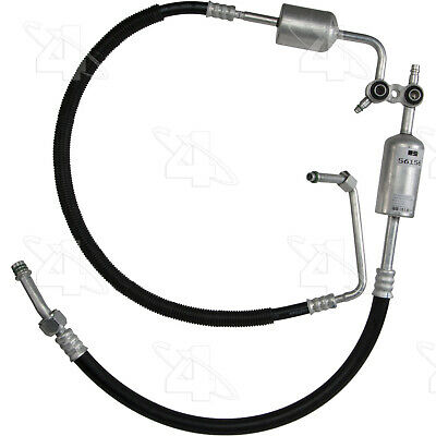 A/C Refrigerant Discharge / Suction Hose Assembly 4 Seasons 56156