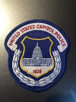 United States Capitol Police Patch