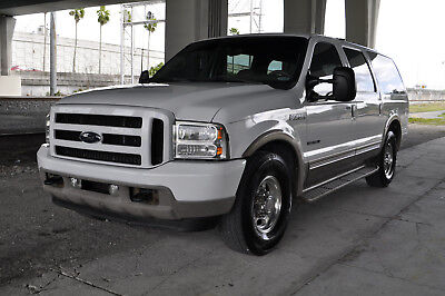 2001 Ford Excursion Limited 7.3L Diesel 2001 Ford Excursion Limited 7.3L Diesel with only 145,000 miles