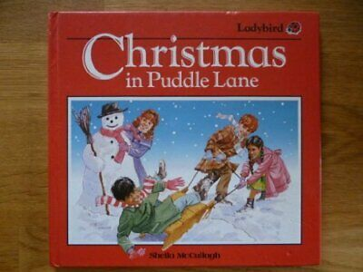 Christmas in Puddle Lane (Puddle Lane squar... by McCullagh, Sheila K. Paperback