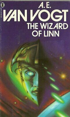 Wizard of Linn by Vogt, A E Van Paperback Book The Cheap Fast Free Post