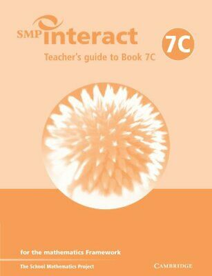 SMP Interact Teacher's Guide to Book 7C: fo... by School Mathematics P Paperback