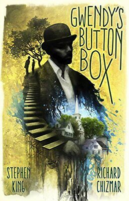 Gwendy's Button Box by King, Stephen Book The Cheap Fast Free Post