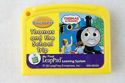 Leap Frog My First LeapPad THOMAS AND THE SCHOOL TRIP Cartridge Only