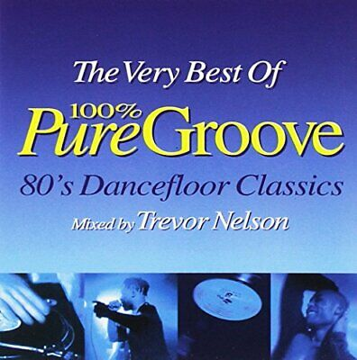 Various - The Very Best of 100% Pure Groove (Remixes) - Various CD U1VG The The