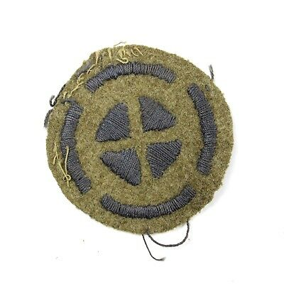 Original Wwi 35Th Infantry Division Headquarter Hq Patch Ssi Sleeve Insignia