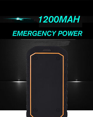 Portable Car Emergency Power Bank Battery Charger Booster Jump Starter 12000mAh