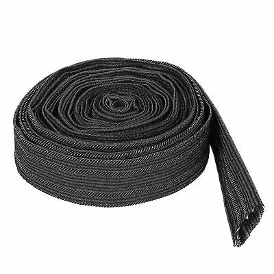 7.5m Nylon Protective Sleeve Sheath Cable Cover for Welding Torch Hydraulic Hose