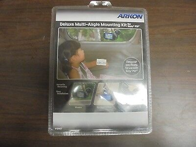 ARKON Deluxe Multi-Angle Mounting Kit for Sony PSP