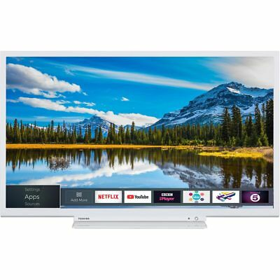 Toshiba 32D3864DB 32 Inch 720p HD Ready A+ Smart LED TV TV/DVD Combi 3 HDMI