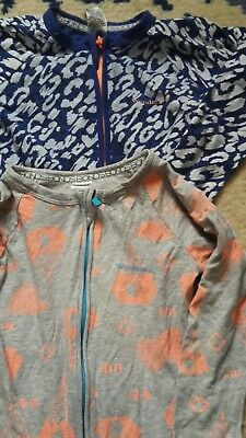 Boys size 3  Wondersuits  x 2