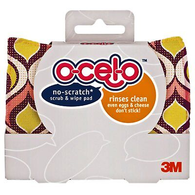 3M 8220-SW O-Cel-O Scrub & Wipe Cleaning Pad