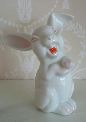 Beautiful  Rosenthal Porcelain Rabbit.