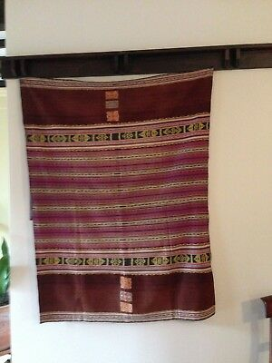 Antique/Vintage Indonesian Ikat