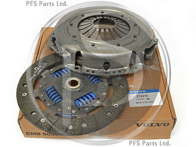 Volvo 850R 1994-1997 Turbo 'R' Models (B5234FT4), Genuine Clutch Kit