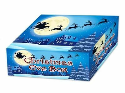 Christmas Eve Party Supplies Bag Fillers Favor Present Night Before Gift Box