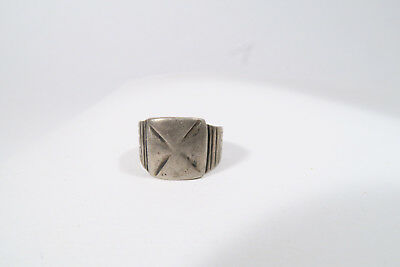 Alter Ring Äthiopien AA11 Used Old Ring Ethiopia bague Afrozip