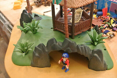 PLAYMOBIL Piraten-schatzinsel